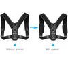 Liiva Posture Corrector Posture Belt For Women For Men With Underarm Pads, Adjustable Posture Brace for Back Clavicle Support and Upper Back Correction
