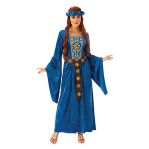 Halloween Medieval Maiden Adult Costume