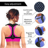 Liiva Back Posture Corrector Posture Belt for Men For Women - Adjustable Posture Brace for Back Clavicle Support and Upper Back Correction
