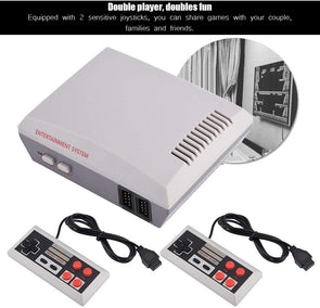 Play Classic Mini Console, Built-in with 621 Classic Retro Games