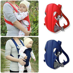 Infant Baby Carrier Backpack Practical Mom Front Back Carrying Sling Seat Bag