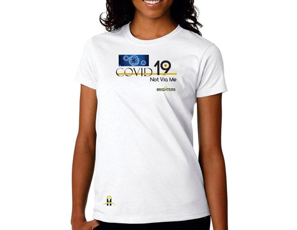 Womens T-Shirts - Stop Corona-Virus