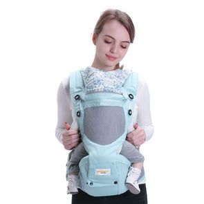 baby carrier bag Four Seasons baby backpack carrier Waist Stool front and back baby carrier waist stool strap kangaroo hipseat