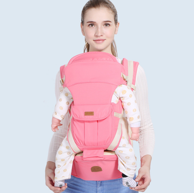 Multifunction Ergonomic Baby Carrier Backpack Sling Wrap Toddler Carrying Baby Holder Belt Kangaroo Bag for Travel 0-36 Month