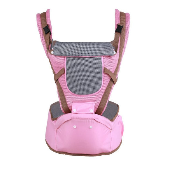 Ergonomic baby carrier Comfortable and breathable kangaroo baby seat carrier