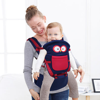 Wholesale 4 in 1 ergonomic infant baby carrier cover hip seat baby kangaroos backpack