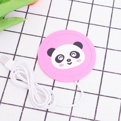 Cute Silicone Heat USB Mug Warmer