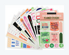Essential Weekly Planner Stickers – She Believed She Could (Set of 160 Stickers)
