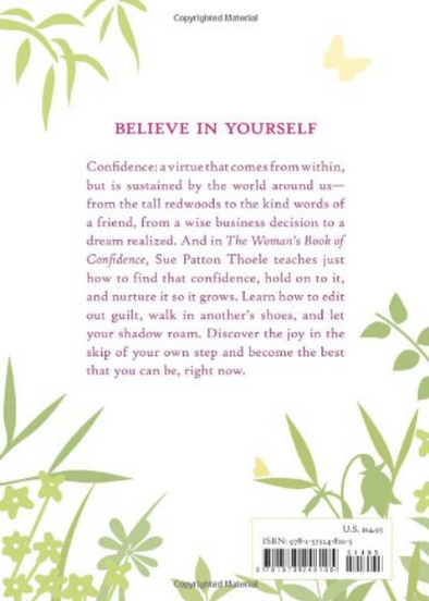 Woman's Book of Confidence: Meditations for Strength and Inspiration (Affirmations, Gift for Women, for Fans of Daily…