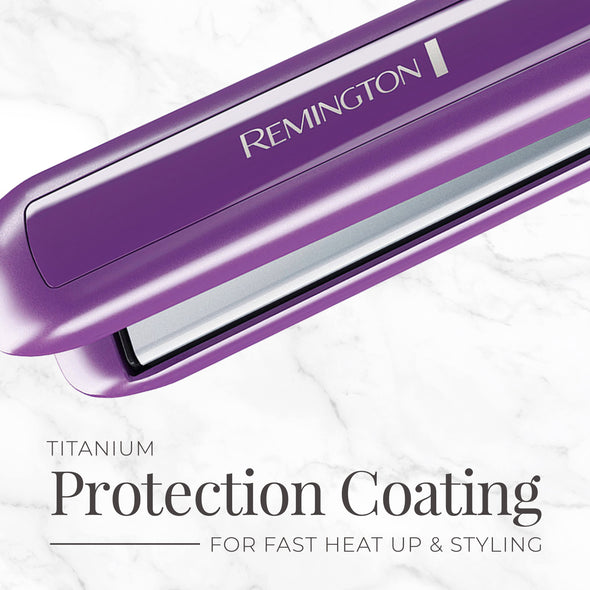 "Remington 1"" Flat Iron with Anti-Static Technology, S5500G"