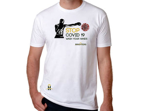 Men's T-Shirt- Coronavirus COVID-19 Quarantine T-shirt