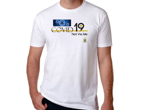 Corona Virus COVID-19 Quarantine Mens T-Shirts