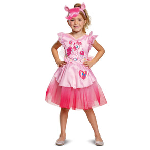 Halloween Pinkie Pie Tutu Deluxe Toddler Costume