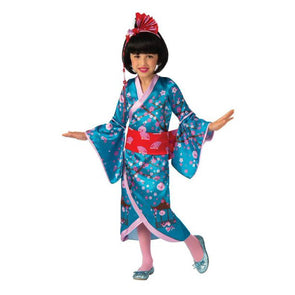 CHERRY BLOSSOM PRINCESS CHILD COSTUME FOR KIDS-4-6
