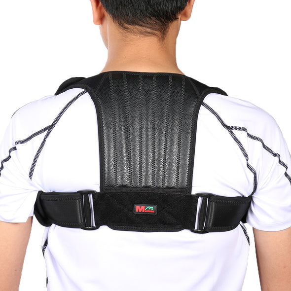 Mumian Adjustable Breathable Men Women Comfortable Back Posture Correction Shoulder Spine Posture Corrector Clavicle Lumbar Support