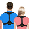 Liiva Perfect Posture Corrector Posture Belt For Men For Women - Stops Bad Posture, Rounded Shoulders - Back Posture Corrector Clavicle Brace Improves Alignment with Back Pain Relief