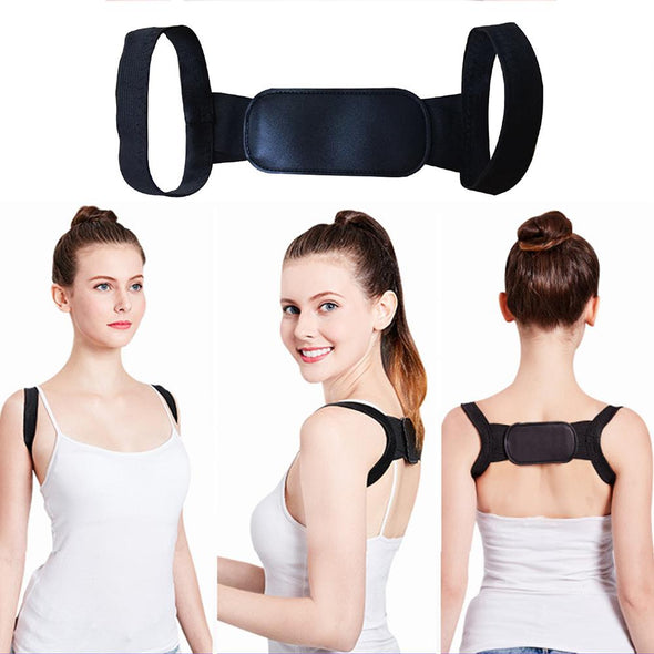 Upper Back Posture Corrector Posture Shoulder Back Holder Support Corrector Back Straight Shoulders Brace Health Care Unisex