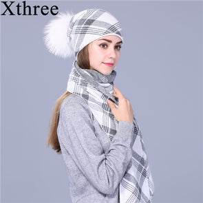 new hat scarf set