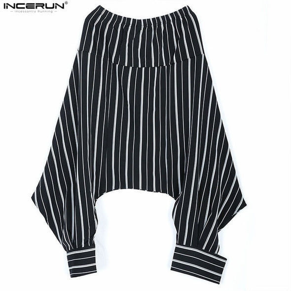 Fashion Stripe Hip Hop