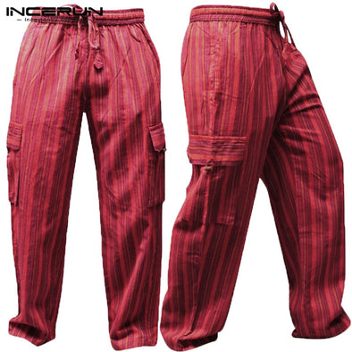Boho Men Casual Pants