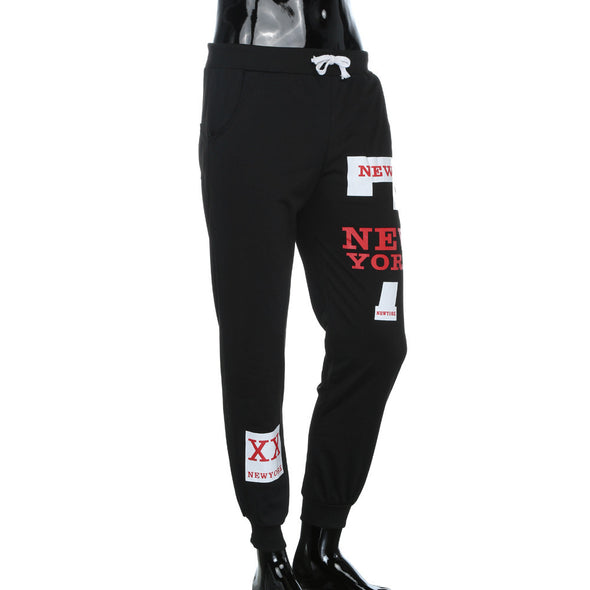 Mens Fashion Trousers Men