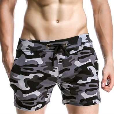 Men Military Low Waist Shorts