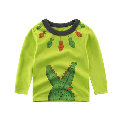 Autumn Kids Boys T shirt