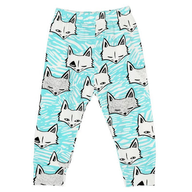 Fashion Kids Printed Pants