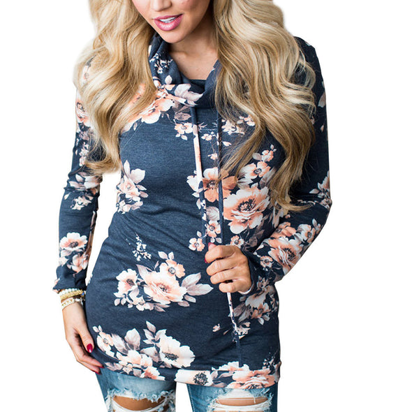 Fashion Womens Casual Floral