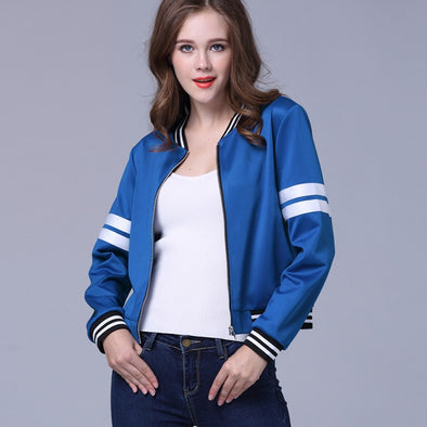 Baseball Jacket Women