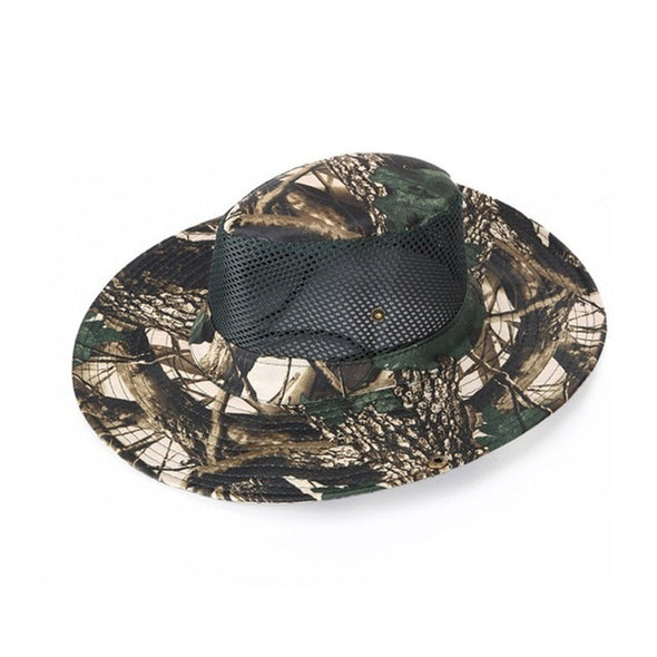 Protective Boonie Sunscreen Hat