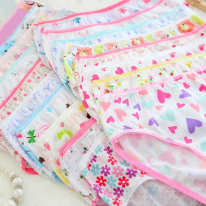 Baby Kids Girls Underpants