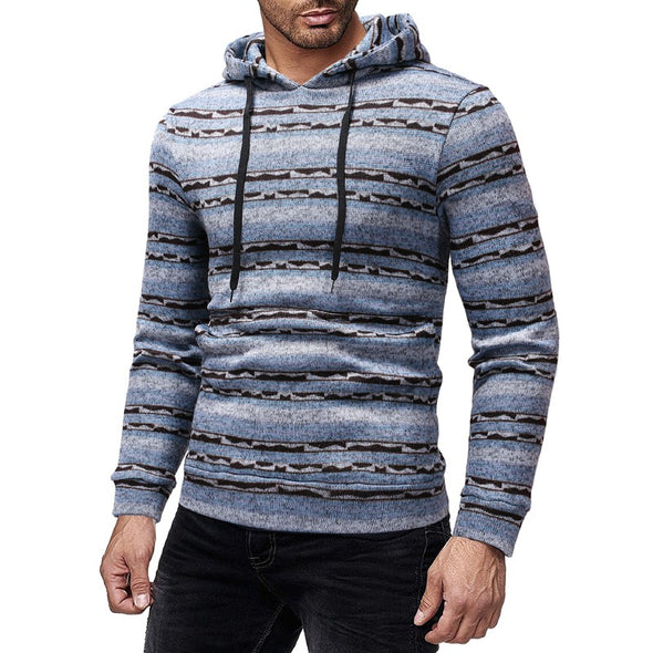 Men Hoodies Christmas Casual