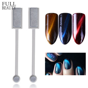 Full beauty Double-end Cat Eye Magnet Stick