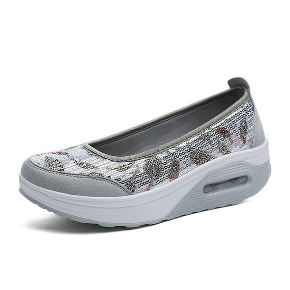 Albina Comfortable Breathable Casual Sneakers