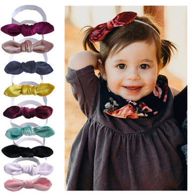 Kids Girls Baby  Turban
