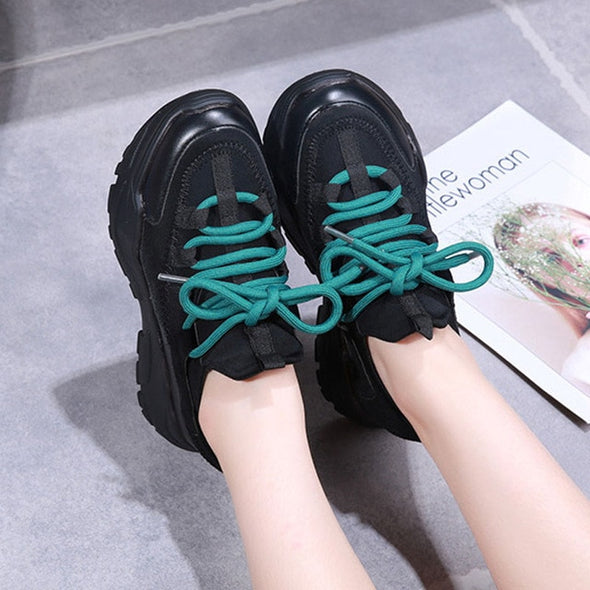 Casual Women Shoes Flat with Round Toe