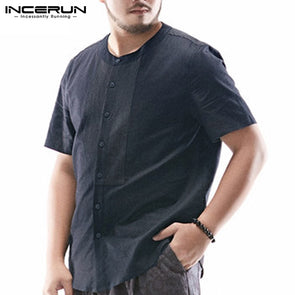 Men Summer Short Sleeve T-Shirt