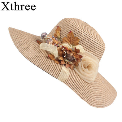 Women Lace Beach Hat