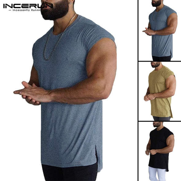 Men Plus Size Crossfit T-Shirt