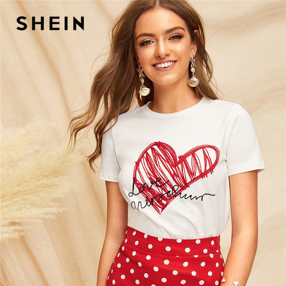 Women Graphic Print T-Shirt