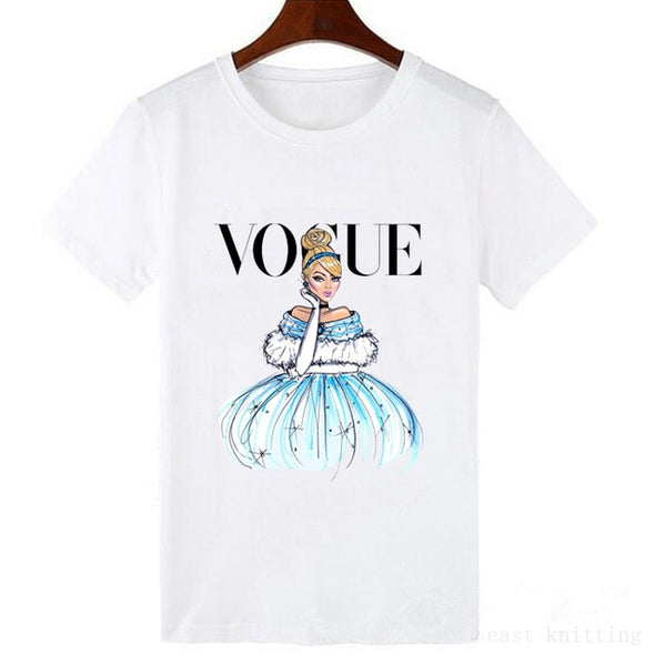 Women Printed T-Shirt
