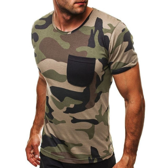 New Fashion Men's T-Shirt