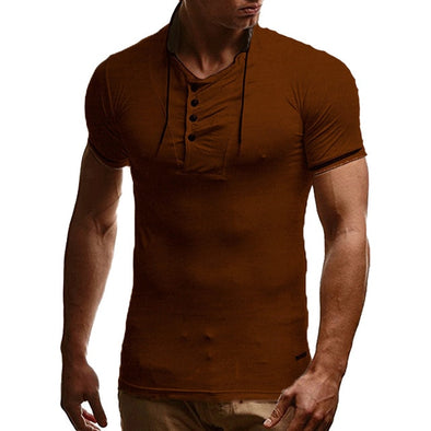Summer T shirt Men