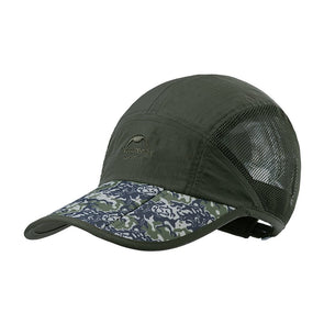 Men Outdoor Peaked Cap