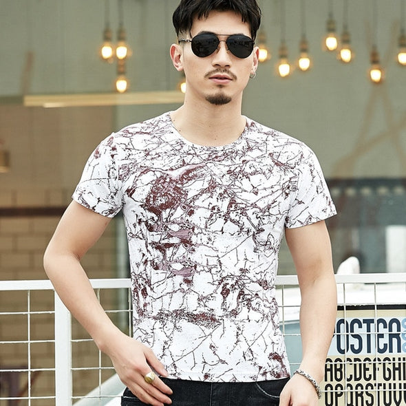 Men's Short Sleeve T Shirt