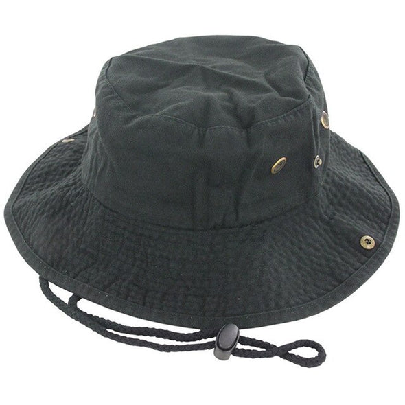 Men Bucket Hat Fishing Cap