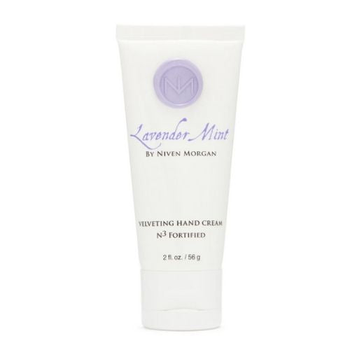 Niven Morgan Lavender Mint Travel Hand Cream