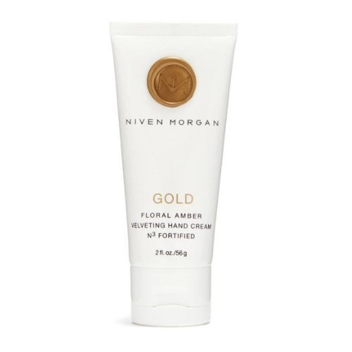Niven Morgan Gold Travel Hand Cream