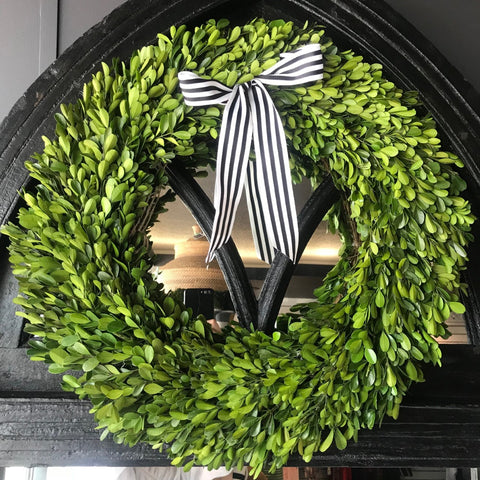 Oleria - Preserved Wreath - Large